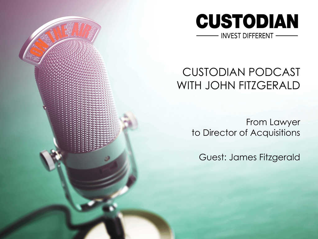 podcasts with johns and james Fitzgerald