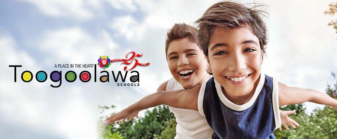 Children at Toogoolawa