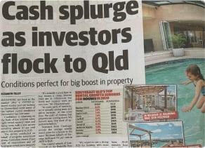 Investors flock to QLD